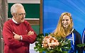 Valentina oro olimpico, tutto l'orgoglio di papà Fulvio Rodini