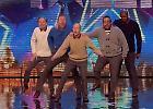 Britain's Got Talent, 5 uomini anziani stupiscono i giudici