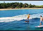 Volare sull'acqua si può, ecco la tavola da surf rivoluzionaria