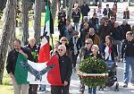 Le immagini della commemorazione di Mussolini e Farinacci a Cremona