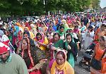 Le foto della grande festa dei Sikh a Casalmaggiore