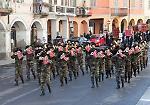 FOTO Il raduno provinciale dei bersaglieri a Cremona