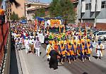 FOTO Il corteo Sikh a Cremona per la Festa di Primavera