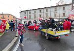 FOTO Cremonese in Serie B: la festa per le strade di Cremona