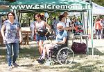 La marcia 'Run for Parkinson' al parco al Po