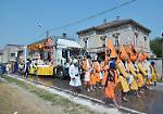 FOTO Corteo Sikh a Martignana Po