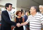 FOTO Il ministro Maurizio Martina a Crema