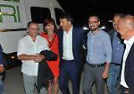 FOTO Matteo Renzi alla Festa de l'Unità a Ombrianello