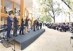 L'inaugurazione delle 'nuove' Colonie Padane