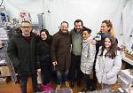 La visita di Matteo Salvini in città