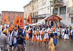 FOTO  La sfilata dei Sikh a Casalmaggiore per il Vaisakhi