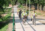 FOTO L'inaugurazione della pista ciclabile di via del Sale a Cremona