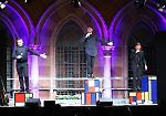 L'applaudita esibizione degli Oblivion a palazzo Trecchi di Cremona
