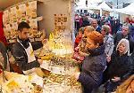 FOTO Festa del Torrone: Cremona 'invasa' dai visitatori domenica 18 novembre