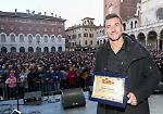 FOTO Festa del Torrone: la star della pasticceria Damiano Carrara è 'Ambasciatore del gusto'
