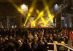 GALLERY - Capodanno in piazza. Folla, brindisi e allegria