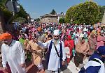 FOTO Nagar Kirtan, il corteo dei Sikh a Martignana