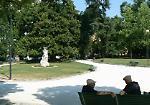 Le immagini del reportage de La Provincia su piazza Roma