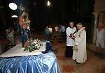 FOTO La Madonna del Po arriva in Cattedrale a Cremona
