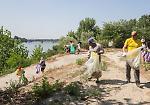 #IoSonoPlasticFree: al Parco Po per ripulire le sponde del fiume