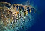 Le immagini del Titanic tratte dal video girato da Atlantic Productions