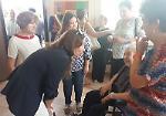 FOTO Famiglia e disabilità: il tour del ministro Locatelli