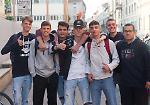 FOTO La prima campanella alle superiori per gli studenti di Cremona