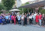 FOTO La festa per pensionamento della dottoressa Cinzia Marenzi