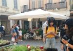 Invasioni Botaniche, piante e fiori profumano il centro città
