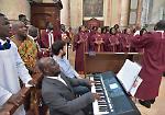 FOTO La festa dei dieci anni della comunità ghanese a Casalmaggiore