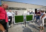 L'inaugurazione del Parco Bioreattori del Polo delle Microalghe