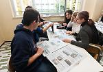 FOTO Quotidiano in classe al Liceo Aselli