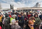 FOTO Terapia intensiva neonatale, il flash mob all'ospedale di Cremona