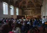 Lo spettacolo di Santa Lucia in Sala Pietro da Cemmo