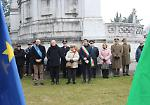FOTO La commemorazione del Giorno del Ricordo al cimitero di Cremona