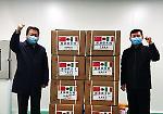 Coronavirus, dalla Cina 20 mila mascherine per la Lombardia