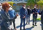 FOTO Coronavirus: le uova di Pasqua consegnate a Cremona e Crema