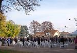 FOTO Il funerale di Lucrezia Minnilli in piazza a San Daniele