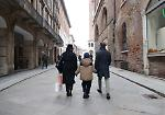Cremona, le immagini del primo giorno di 'zona rossa'