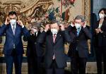 FOTO Governo Draghi, il film della giornata in immagini