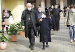 Il secondo giorno della visita pastorale del vescovo Napolioni