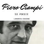 """53 Poesie"" di Piero Ciampi"