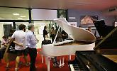 Cremona Musica, concerto a quattro mani ma a 250 chilometri di distanza