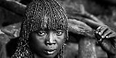 Africa in bianco e nero, le fotografie di Madini in mostra