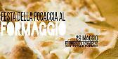 A Bobbio la Festa della focaccia al formaggio