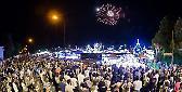 A Cremona i tradizionali fuochi d'artificio di San Pietro