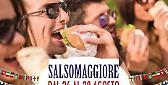 Salsomaggiore Terme (PR). Street Food Platea Cibis