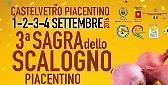 Castelvetro Piacentino. La 3^ edizione della Sagra dello Scalogno