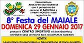 8^ Festa del maiale a Baricella (Bo)
