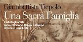 """Montichiari, """"Giambattista Tiepolo - Una sacra famiglia"""""""